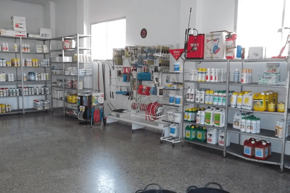 Distribuidora Agrotécnicos Hellín agrotecnicoshellin.es