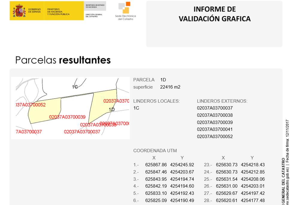 Servicios Informe GML Agrotécnicos Hellín agrotecnicoshellin.es